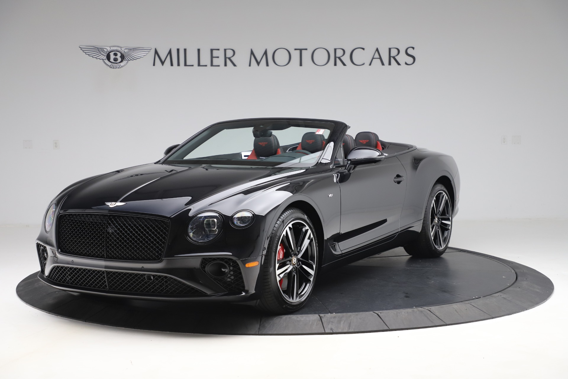 New 2020 Bentley Continental GTC V8 for sale $271,550 at Alfa Romeo of Westport in Westport CT 06880 1