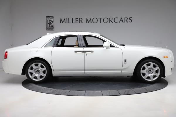 Used 2015 Rolls-Royce Ghost for sale Sold at Alfa Romeo of Westport in Westport CT 06880 10