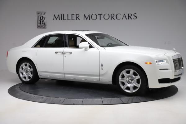 Used 2015 Rolls-Royce Ghost for sale Sold at Alfa Romeo of Westport in Westport CT 06880 11
