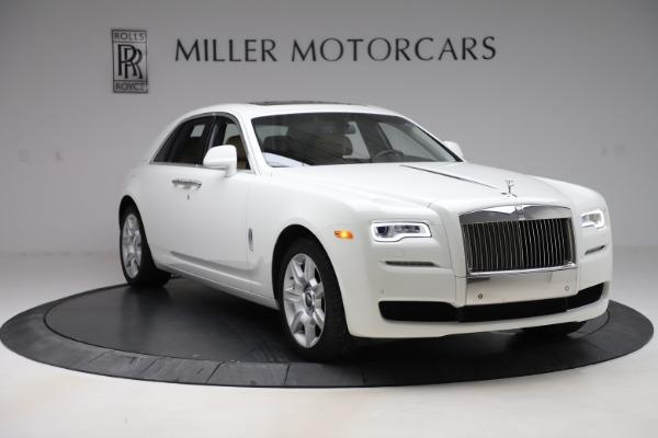Used 2015 Rolls-Royce Ghost for sale Sold at Alfa Romeo of Westport in Westport CT 06880 12