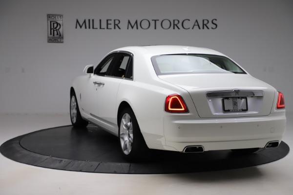 Used 2015 Rolls-Royce Ghost for sale Sold at Alfa Romeo of Westport in Westport CT 06880 6