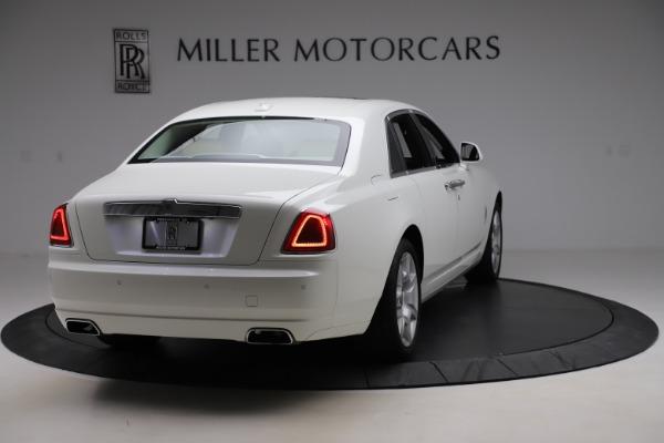 Used 2015 Rolls-Royce Ghost for sale Sold at Alfa Romeo of Westport in Westport CT 06880 8