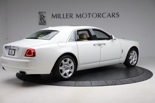 Used 2015 Rolls-Royce Ghost for sale Sold at Alfa Romeo of Westport in Westport CT 06880 9