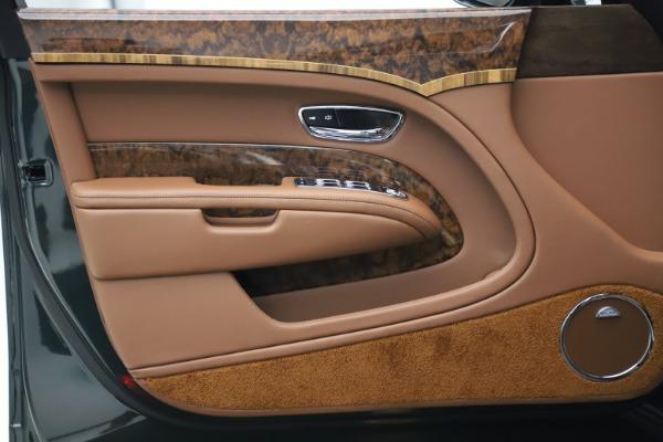 New 2020 Bentley Mulsanne for sale Sold at Alfa Romeo of Westport in Westport CT 06880 16