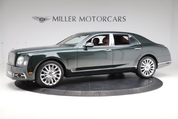 New 2020 Bentley Mulsanne V8 for sale $381,665 at Alfa Romeo of Westport in Westport CT 06880 2