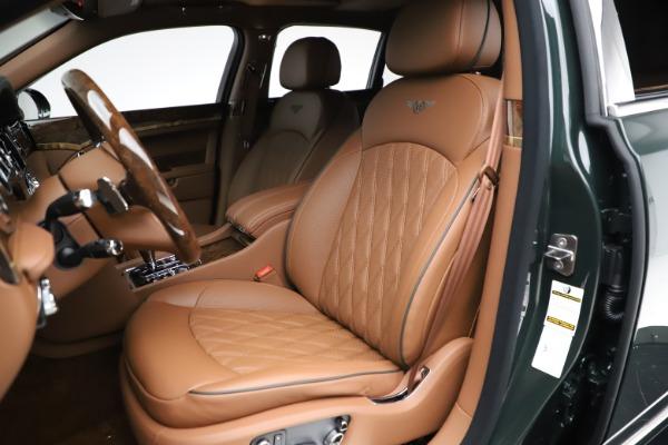 New 2020 Bentley Mulsanne for sale Sold at Alfa Romeo of Westport in Westport CT 06880 20