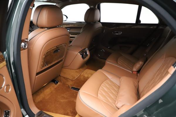 New 2020 Bentley Mulsanne for sale Sold at Alfa Romeo of Westport in Westport CT 06880 22