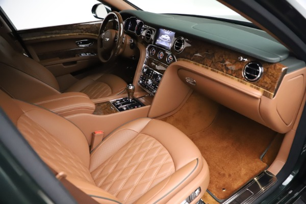 New 2020 Bentley Mulsanne for sale Sold at Alfa Romeo of Westport in Westport CT 06880 27