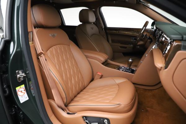 New 2020 Bentley Mulsanne for sale Sold at Alfa Romeo of Westport in Westport CT 06880 28