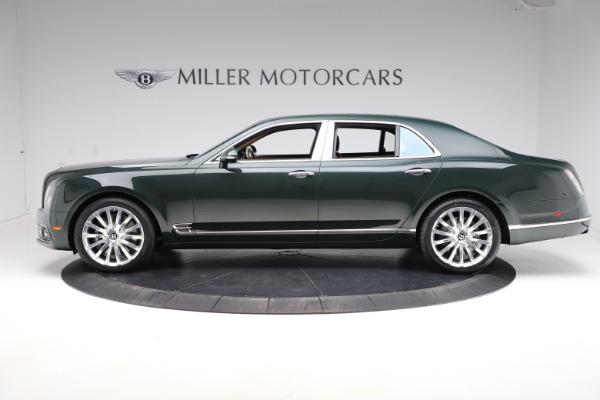 New 2020 Bentley Mulsanne V8 for sale $381,665 at Alfa Romeo of Westport in Westport CT 06880 3