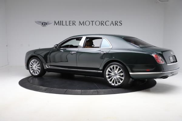 New 2020 Bentley Mulsanne V8 for sale $381,665 at Alfa Romeo of Westport in Westport CT 06880 4