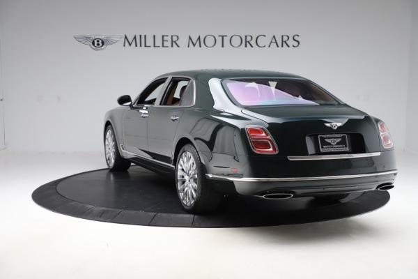 New 2020 Bentley Mulsanne for sale Sold at Alfa Romeo of Westport in Westport CT 06880 5