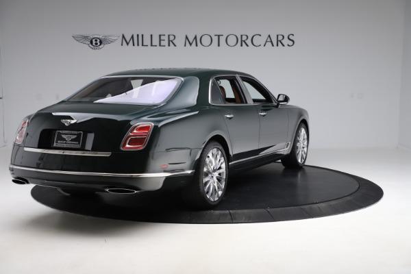 New 2020 Bentley Mulsanne for sale Sold at Alfa Romeo of Westport in Westport CT 06880 7
