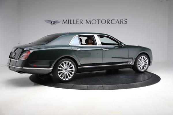 New 2020 Bentley Mulsanne V8 for sale $381,665 at Alfa Romeo of Westport in Westport CT 06880 8