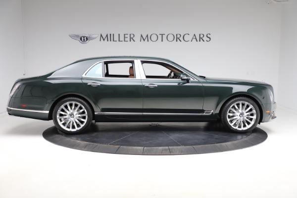 New 2020 Bentley Mulsanne for sale Sold at Alfa Romeo of Westport in Westport CT 06880 9