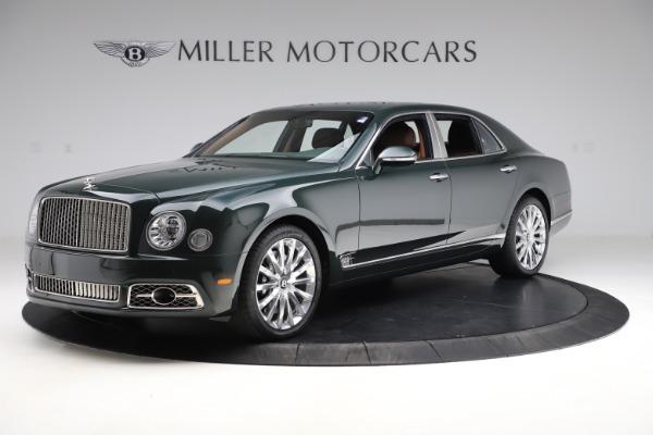 New 2020 Bentley Mulsanne V8 for sale $381,665 at Alfa Romeo of Westport in Westport CT 06880 1
