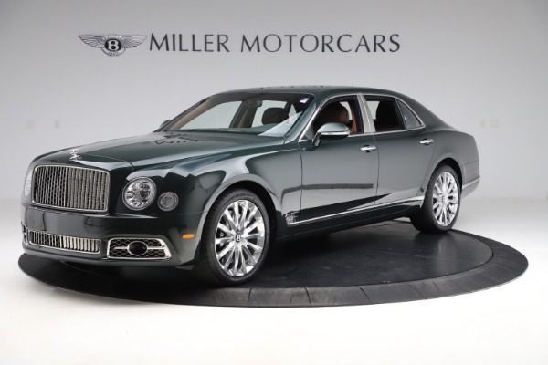 New 2020 Bentley Mulsanne for sale Sold at Alfa Romeo of Westport in Westport CT 06880 1