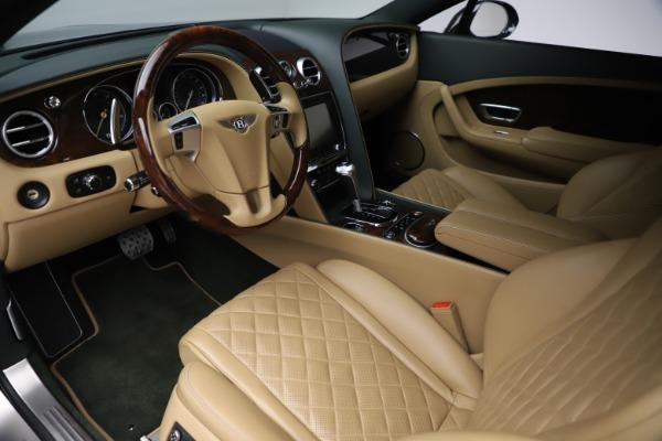 Used 2017 Bentley Continental GT V8 S for sale $134,900 at Alfa Romeo of Westport in Westport CT 06880 17