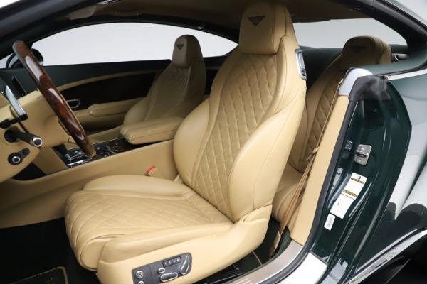 Used 2017 Bentley Continental GT V8 S for sale $134,900 at Alfa Romeo of Westport in Westport CT 06880 19