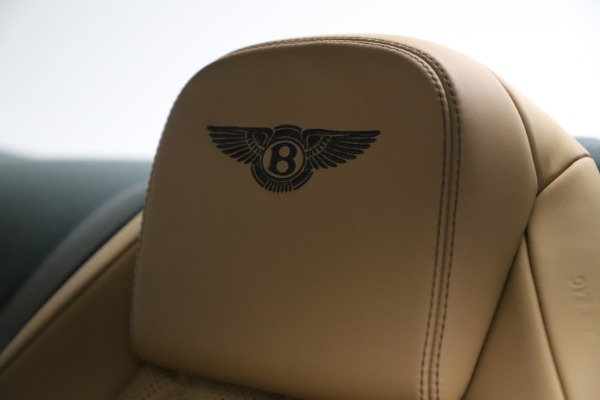 Used 2017 Bentley Continental GT V8 S for sale $134,900 at Alfa Romeo of Westport in Westport CT 06880 21