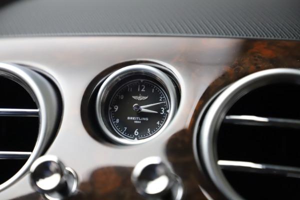 Used 2017 Bentley Continental GT V8 S for sale $134,900 at Alfa Romeo of Westport in Westport CT 06880 23
