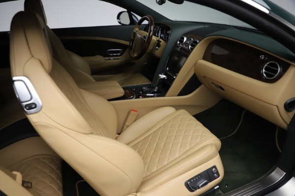 Used 2017 Bentley Continental GT V8 S for sale $134,900 at Alfa Romeo of Westport in Westport CT 06880 24