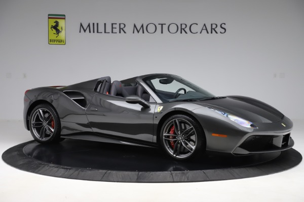 Used 2018 Ferrari 488 Spider for sale $293,900 at Alfa Romeo of Westport in Westport CT 06880 10