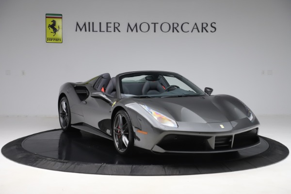 Used 2018 Ferrari 488 Spider for sale $293,900 at Alfa Romeo of Westport in Westport CT 06880 11