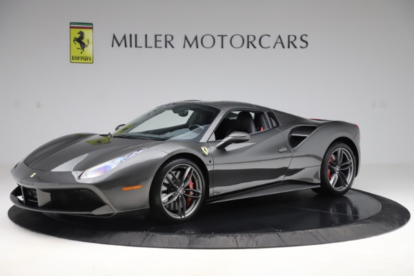 Used 2018 Ferrari 488 Spider for sale $293,900 at Alfa Romeo of Westport in Westport CT 06880 13