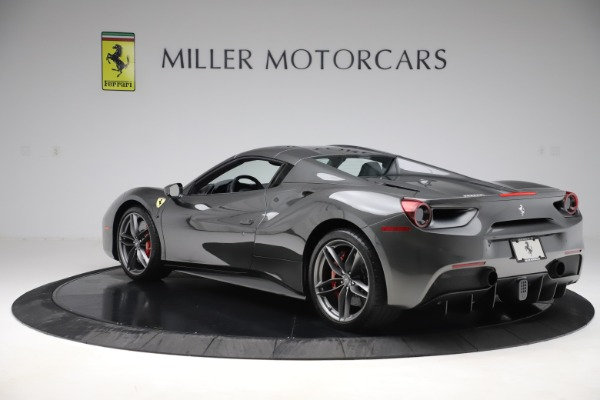 Used 2018 Ferrari 488 Spider for sale $293,900 at Alfa Romeo of Westport in Westport CT 06880 15