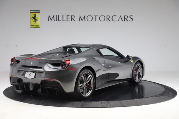 Used 2018 Ferrari 488 Spider for sale $293,900 at Alfa Romeo of Westport in Westport CT 06880 16