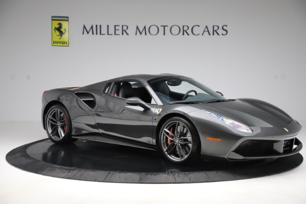 Used 2018 Ferrari 488 Spider for sale $293,900 at Alfa Romeo of Westport in Westport CT 06880 17