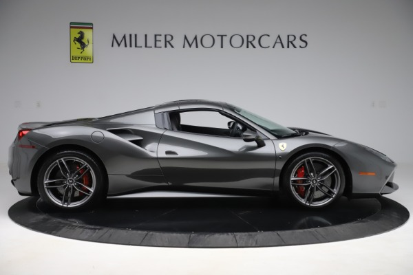 Used 2018 Ferrari 488 Spider for sale $293,900 at Alfa Romeo of Westport in Westport CT 06880 18