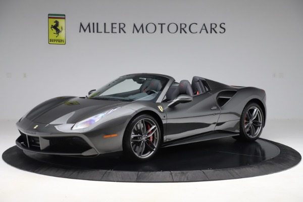 Used 2018 Ferrari 488 Spider for sale $293,900 at Alfa Romeo of Westport in Westport CT 06880 2