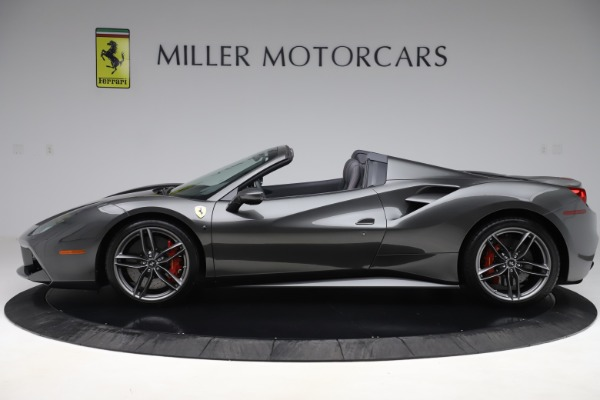 Used 2018 Ferrari 488 Spider for sale $293,900 at Alfa Romeo of Westport in Westport CT 06880 3