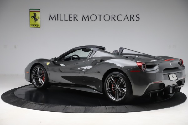 Used 2018 Ferrari 488 Spider for sale $293,900 at Alfa Romeo of Westport in Westport CT 06880 4