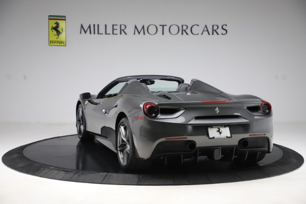 Used 2018 Ferrari 488 Spider for sale $293,900 at Alfa Romeo of Westport in Westport CT 06880 5