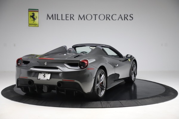 Used 2018 Ferrari 488 Spider for sale $293,900 at Alfa Romeo of Westport in Westport CT 06880 7