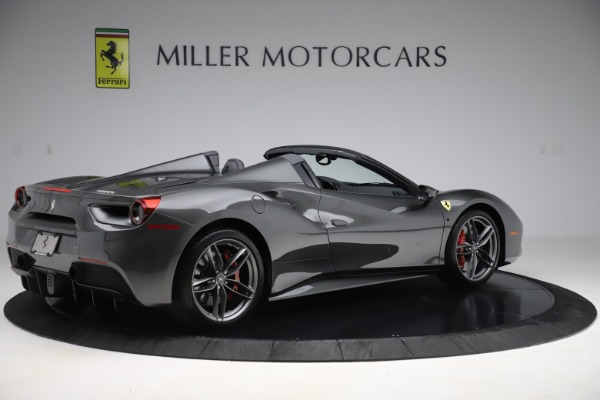 Used 2018 Ferrari 488 Spider for sale $293,900 at Alfa Romeo of Westport in Westport CT 06880 8