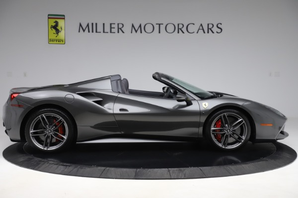Used 2018 Ferrari 488 Spider for sale $293,900 at Alfa Romeo of Westport in Westport CT 06880 9