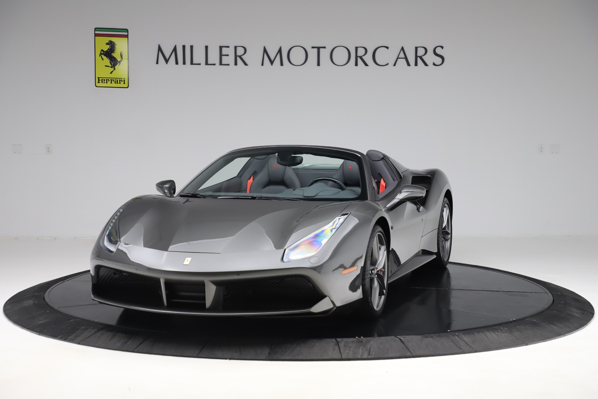 Used 2018 Ferrari 488 Spider for sale $293,900 at Alfa Romeo of Westport in Westport CT 06880 1