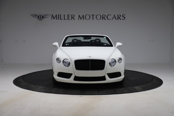 Used 2015 Bentley Continental GTC V8 for sale Sold at Alfa Romeo of Westport in Westport CT 06880 12