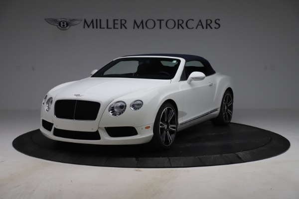 Used 2015 Bentley Continental GTC V8 for sale Sold at Alfa Romeo of Westport in Westport CT 06880 13