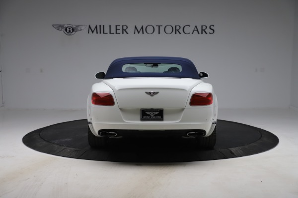 Used 2015 Bentley Continental GTC V8 for sale Sold at Alfa Romeo of Westport in Westport CT 06880 16
