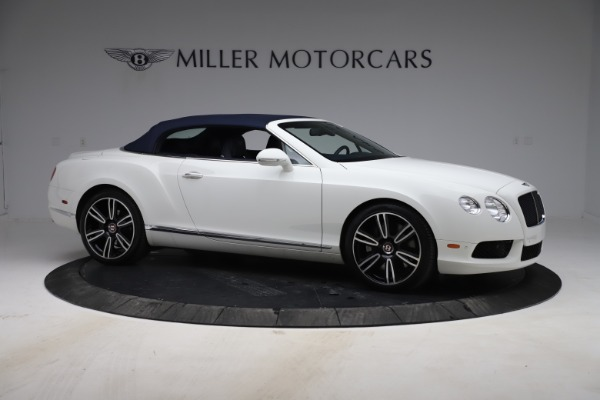Used 2015 Bentley Continental GTC V8 for sale Sold at Alfa Romeo of Westport in Westport CT 06880 19