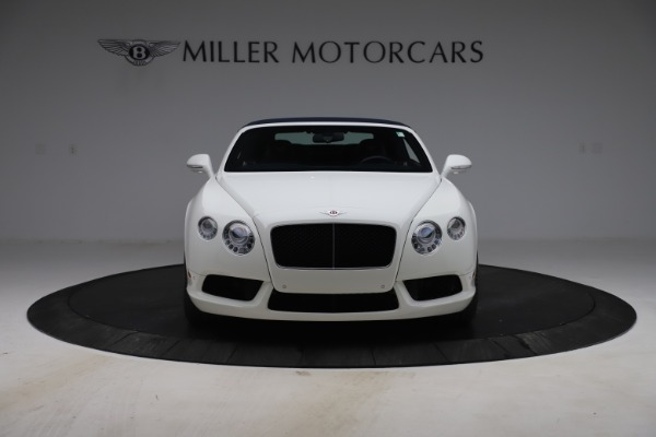 Used 2015 Bentley Continental GTC V8 for sale Sold at Alfa Romeo of Westport in Westport CT 06880 20