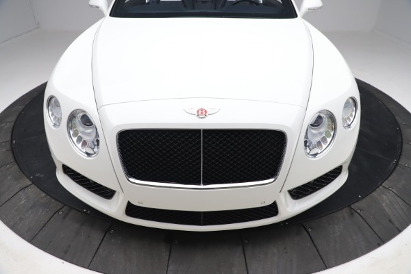Used 2015 Bentley Continental GTC V8 for sale Sold at Alfa Romeo of Westport in Westport CT 06880 21