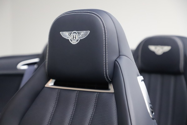 Used 2015 Bentley Continental GTC V8 for sale Sold at Alfa Romeo of Westport in Westport CT 06880 28