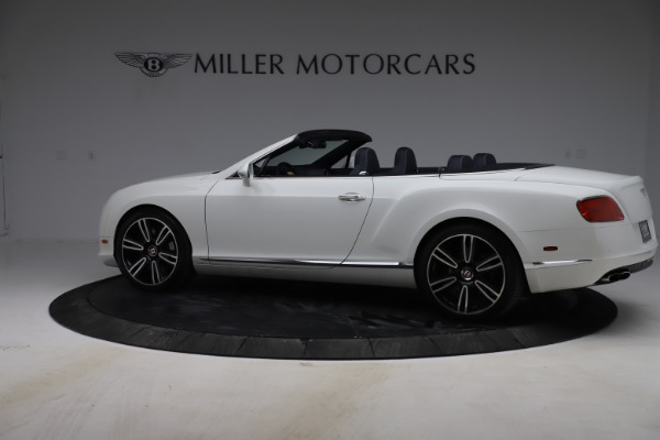 Used 2015 Bentley Continental GTC V8 for sale Sold at Alfa Romeo of Westport in Westport CT 06880 4