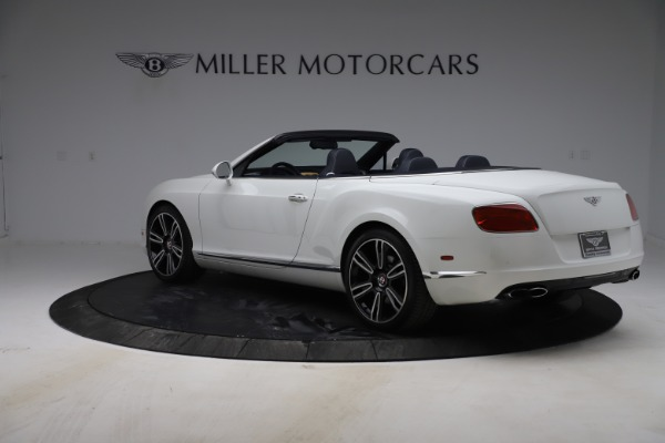Used 2015 Bentley Continental GTC V8 for sale Sold at Alfa Romeo of Westport in Westport CT 06880 5
